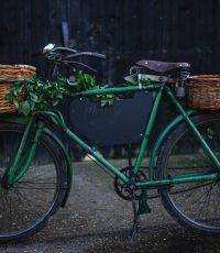 WWII Vintage Bike